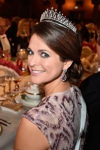 スェーデンのマデレーン王女