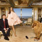 【画像アリ】ドナルドトランプ大統領とメラニア愛の巣が豪邸すぎてヒドイ